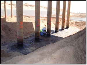 This month, International Lining Technology is featuring photos from the All American Canal Lining project in Winterhaven, California.